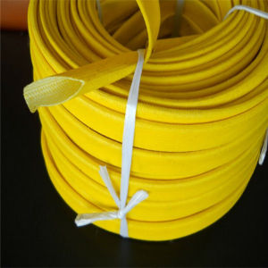 Silicone Coating Fiberglass Sleeves for Electrical Insulation