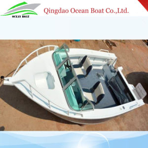 5m/17FT Runabout Aluminum Fishing Boat pictures & photos