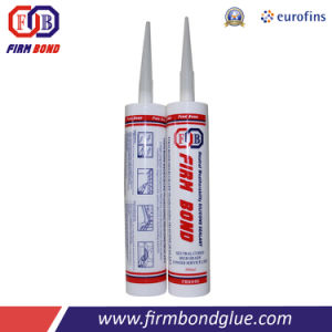 Window and Door Sealing Neutral Silicone Sealant Adhesive pictures & photos