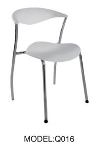 Plastic Chairs, Cheap Chair, Clerk Chair (Q016) pictures & photos
