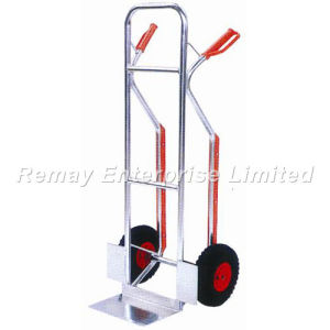 Aluminium Hand Trolley (HT1878) pictures & photos