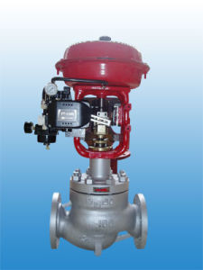 Globe Valve With Positioner (HTS)