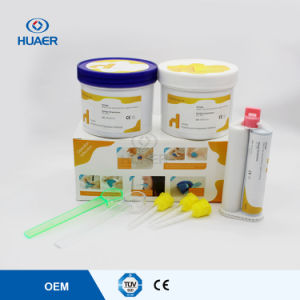a Class Denture Soft Material High Stability Dental Silicone Impression Material pictures & photos