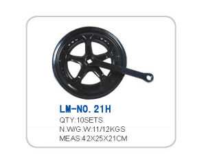 Bicycle Parts / Steel Bicycle Chainwheel (LM-018)