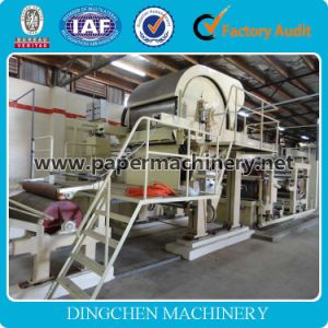 1092mm Complete Plant Tissue Paper Roll Making Machine pictures & photos