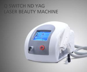 ND YAG Laser Qswich 2000mj Touch Screen Beauty Machine Tattoo Removal Scar Acne Removal 1320nm 1064nm 532nm pictures & photos