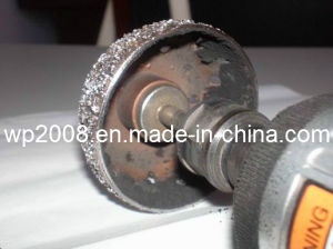 Diamond Grinding Head for Tire pictures & photos