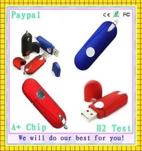 Full Capacity Plastic USB Disk (GC-P612) pictures & photos