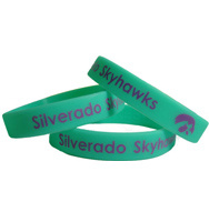 Advertisement Silicone Wristbands Public Rally Silicon Wristbands