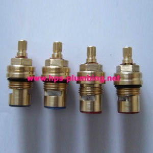3/4′′, 1′′ Brass Valve Cartridge for Stop Valve or Faucet pictures & photos