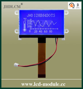 Sunlight Readable LCD Module (JHD12864-G39IBFW-B)