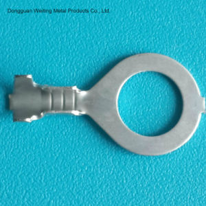 Stamping Connector Tin Plated Ring Terminals Meet RoHS SGS ISO Standards pictures & photos