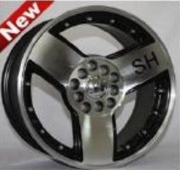Car Alloy Wheel 13-22 Inch with ISO/TUV pictures & photos