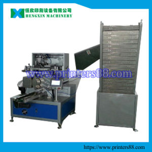 Thread Seal Tape Automatic Silk Screen Printing Machine pictures & photos