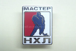 Hard Enamel Pin Badge pictures & photos