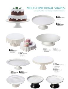 100% Melamine Dinnerware Round Plate pictures & photos