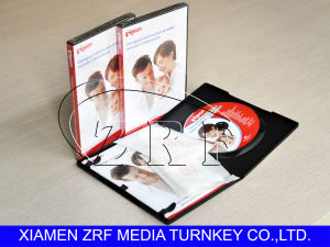 DVD Replication With Custom Disc Case Packaging Service (DP-001) pictures & photos