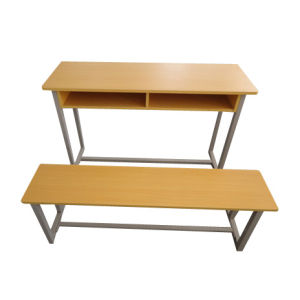 China Double School Desk And Chair Double Student Desk And Chair SF 54 C
