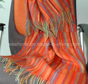 Soft 100% Australian Wool Sofa Throw pictures & photos