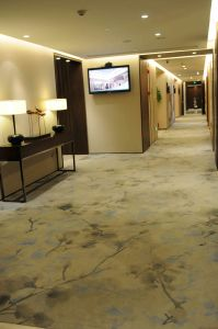 Hand Tufted Four Seasons Corridor Carpet pictures & photos