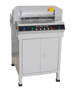 Electric Precise Paper Cutting Machine (YD-450V+) pictures & photos