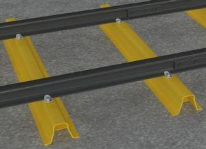 Qu120 Crane Rails Steel Rails pictures & photos