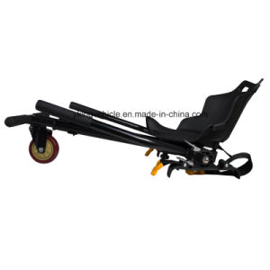 Hoverkart for 2 Wheel Self Balancing Scooter with Soft Seat Safety Handle Bar Go Kart pictures & photos