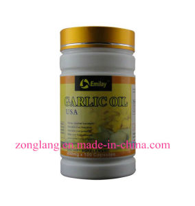Emilay Natural Garlic Oil Capsule pictures & photos