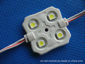 High Brightness Ce&RoHS 5050 4LEDs Display LED Module pictures & photos