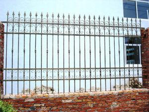 Iron Fence (XJ502)