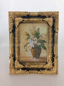 Plastic Picture/Photo Frame (HF804-1) pictures & photos