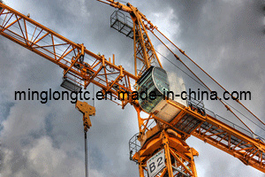 Tower Crane-Max. Load 16t (TC7040) pictures & photos