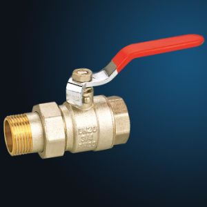Brass Ball Valve (MF11007) pictures & photos