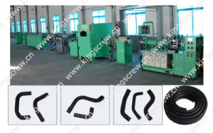 Ruber Weave Hose Extrusion Line