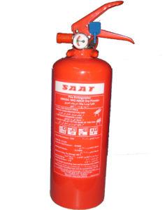 1kgdry Powder Fire Extinguisher