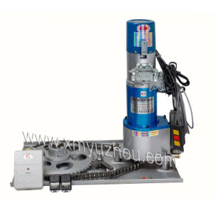 Auto 220V 800kg Single Phase Sliding Rolling Door Motor for Shutters pictures & photos