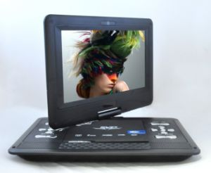 "10.2"" Portable DVD (Support RMVB) (PD-67A0)"