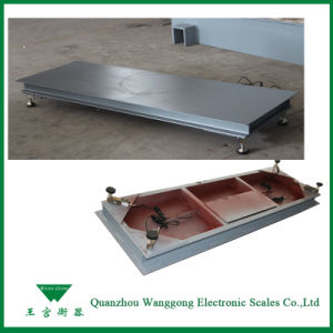 High Accuracy Electronic Motorcar Weighing Scales pictures & photos