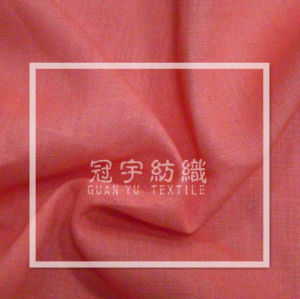 100% Polyester Linen for Textile Fabric (GYR-014) pictures & photos