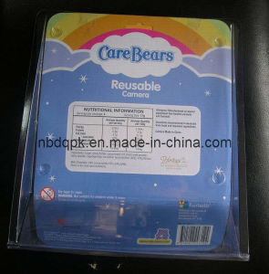 Trifold Plastic Clamshell / Custom Gift Packaging (DQ-AU03) pictures & photos