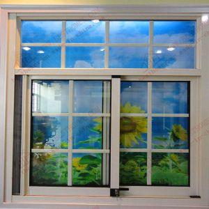 High Quality Aluminium Sliding Window (BHA-SW19) pictures & photos