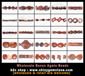 Bonus Agate Beads Gemstone Jewelry