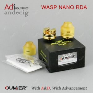 100% Original Oumier Wasp Nano Rda, Wasp Nano Rda in Stock pictures & photos