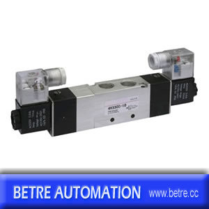 Airtac Type Pneumatic Solenoid Vave/Directional Valve 4V330c