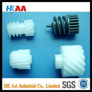 Wire Cut Machining Plastic Parts, Nylon PA Lathing Machined Gears 0.01mm - 0.002mm pictures & photos