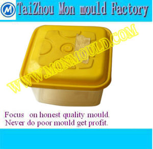 Injection Mould for Plastic Sugar/Sweets Box/Casket/Vessel pictures & photos