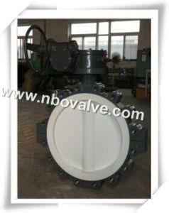 Pn15 Cast Iron Body Lug Butterfly Valve (D47H-250)