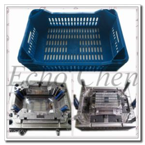 HDPE Crate Mold/Injection Fruit Crate Mould (YS15778)