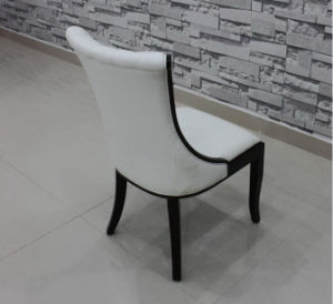Oak Wood Dining Chair Korean Style Dining Chair (M-X1046) pictures & photos