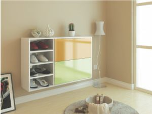Steel Metal Shoes Storage Cabinet (xg-003) pictures & photos